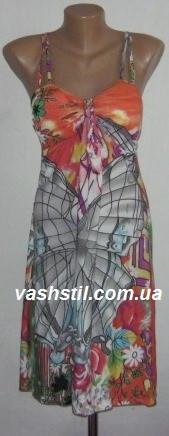 Женский летний сарафан в ярких расцветках 42-48