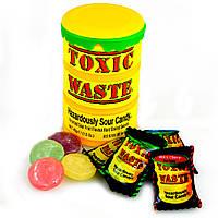 Toxic Waste - Токсик Вейст - самые кислые конфеты