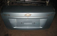 Крышка багажника шевроле лачетти седан