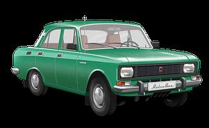 Тюнинг АЗЛК Москвич 2140
