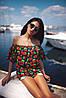 Блуза женская клубника, фото 2