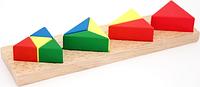 Вкладыши «Дроби. Треугольник»