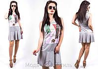 Платье летнее Италия 22- 731