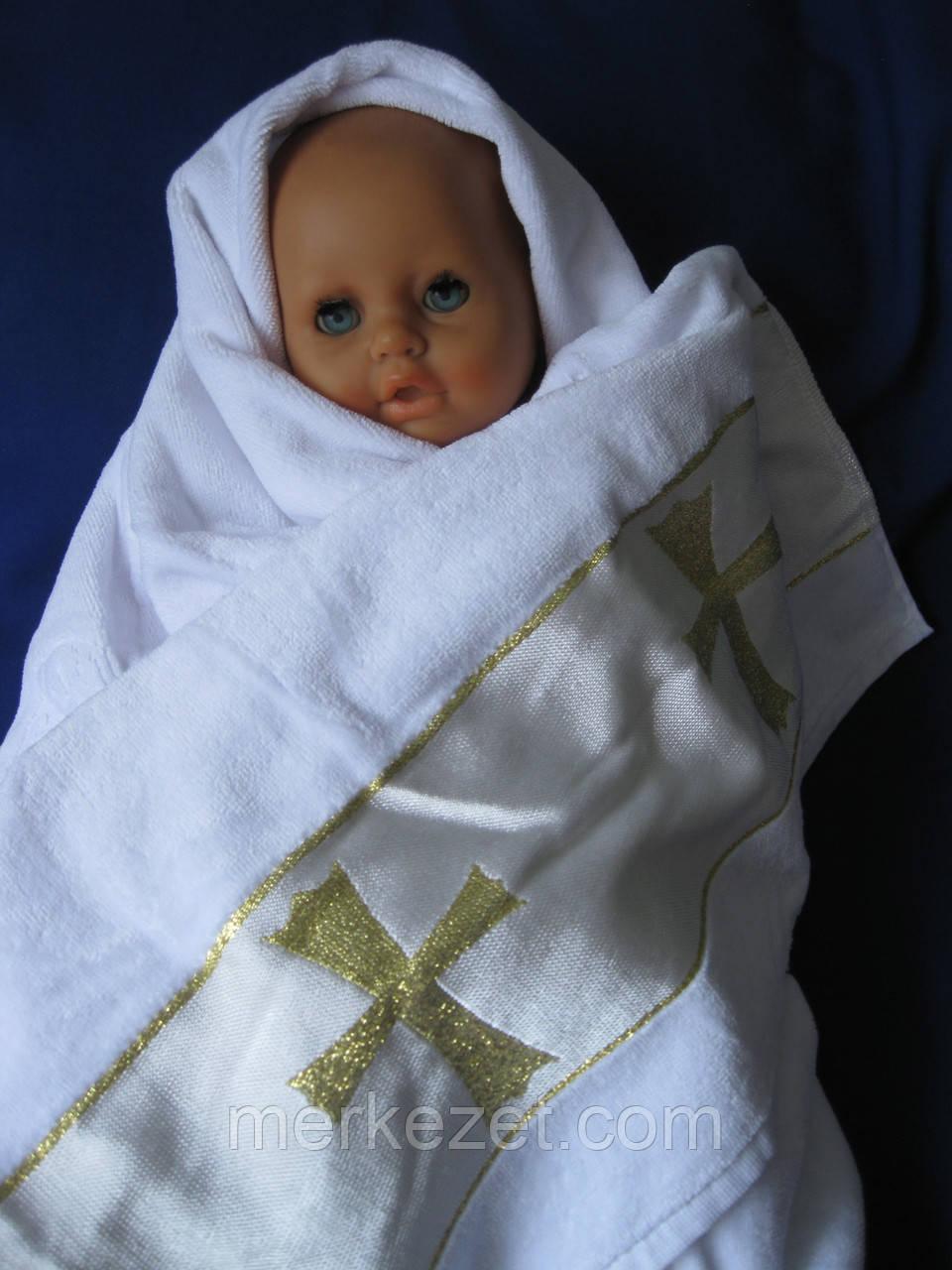 Крижмо «Крестильное». Крещение ребенка - крыжма