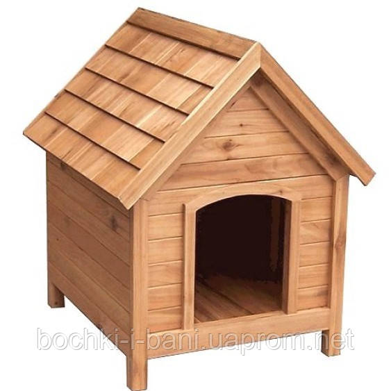 Будка для собак (маленькая)