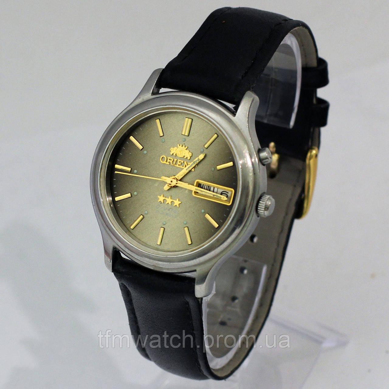 664bc365 Наручные часы Orient 3 stars - Магазин старинных, винтажных и антикварных  часов TFMwatch в России
