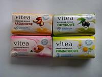 Туалетное мыло Vitea 100 грамм в ассортименте, фото 1