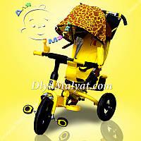 Трехколесный велосипед mini trike 777