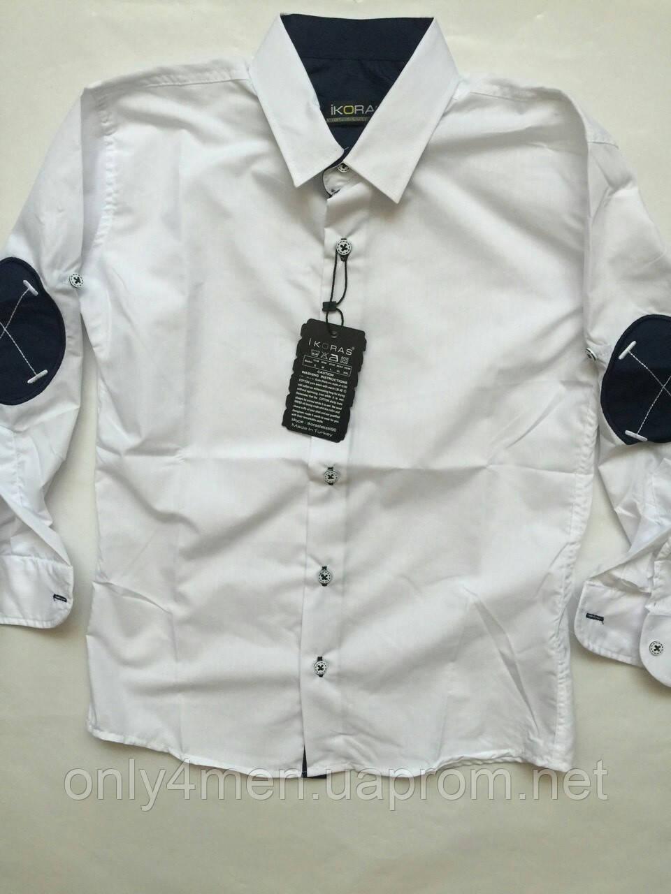 Сорочка біла для хлопчиків