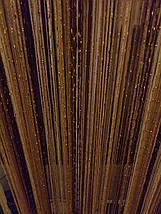 Шторы нити с люрексом радуга 07, фото 2