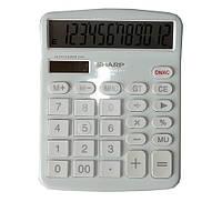 Калькулятор Sharp 237, двойное питание.