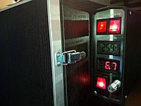 Коптильня холодного и горячего копчения с функцией сушки и вяления продуктов питания COSMOGEN CSH-750 INOX