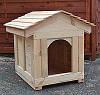 Будка для собак (средняя)