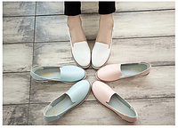 Молодежные яркие слипоны для женщин. Стильный дизайн. Отличное качество. Купить в интернете. Код: КД156