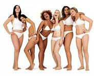Жіноча нижня білизна і комплекти.