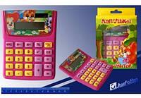 "Калькулятор 6408 ""Лапушки"""