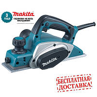 Рубанок Makita KP0800 (620Вт; 82мм; 17000/мин./ 2,6кг)