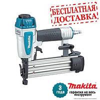 ПневмоСтеплер для гвоздей Makita AF505 (4-8бар.; цв.15-50мм)