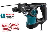 Перфоратор Makita HR2810 (800Вт; 2.8Дж; 0-1100об/мин; 3реж.) SDS-Plus