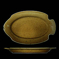Блюдо для рыбы 27х24 см G.Benedikt Country Range TRY9609