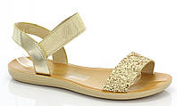 Женские босоножки Clanton gold, фото 1