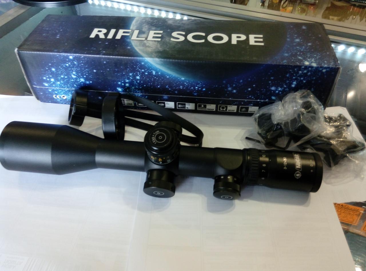 Прицел оптический Kandar 3-12X50 FFP первая фокальная плоскость