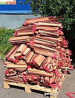 Дрова дубовые 2-й сорт в сетке куб.м.