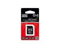 Карта памяти GOODRAM 64GB microSD class10