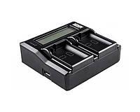 NEWELL Зарядное устройство LCD Dual Зарядное устройство для LP-E6