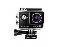 REDLEAF спортивная Видеокамера SJ5000plus WiFi FullHD 60 кадров в секунду 4K черный
