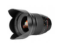 Объектив компания samyang 24mm ED f/1.4 (SONY NEX)