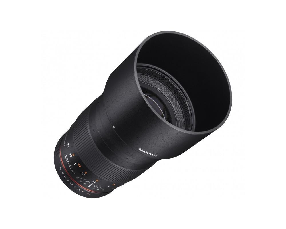 Компания samyang объектив 135mm f 2.0 ED UMC AE (NIKON)