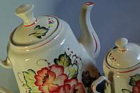 Чайная пара Красный шиповник