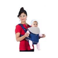Рюкзак-переноска с опорой для малыша Sevi Bebe
