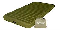Надувная односпальная кровать матрас Intex (68725)