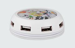 USB-хаб MODECOM UFO HUB LOONEY TUNES