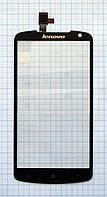 Тачскрин сенсорное стекло для Lenovo S920 black