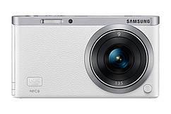 Цифровой фотоаппарат Samsung NX mini (9-27 mm) EV-NXF1ZZB2IUA WHITE