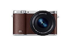 Цифровой фотоаппарат Samsung NX mini (9-27 mm) EV-NXF1ZZB2HUA BROWN