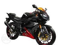 Musstang Спортивный мотоцикл Musstang MT250-10B