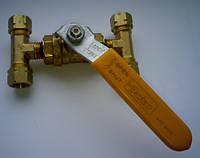 Кран для переключения гидрошлангов BP-95