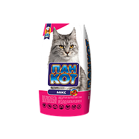 Пан-Кот МИКС Сухой корм для взрослых кошек 10кг