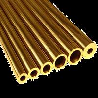 Труба латунная , в ассортименте Л63, Л68, ЛС59-1