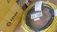Нагревательный кабель теплого пола ( тонкий ) монтаж без стяжки 3.2 м.кв