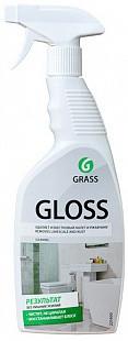GraSS. Чистящее средство для удаления известкового налета и ржавчины «Gloss» 0,6л.