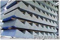 Лестничные марши с фризовыми ступенями 2ЛМФ