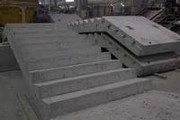 Железобетонные лестничные марши с площадкой ЛМП 57-11-18-5-3