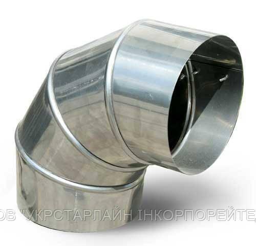 Відвід сталевий ф 80/89,0*8,0