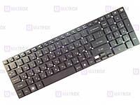 Оригинальная клавиатура для ноутбука Packard Bell EasyNote TV11-CM-84508G50Mnks series, black, ru, без рамки