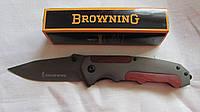 Нож складной Browning инерционный LI-99